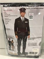 PILOT COSTUME SIZE MEDIUM