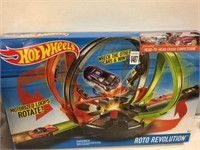 HOT WHEELS ROTO REVOLUTION AGES 5+