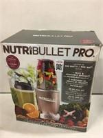 NUTRIBULLET PRO NUTRITION EXTRACTION