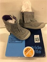 STRIDE RITE BABY SHOES SZ 6M