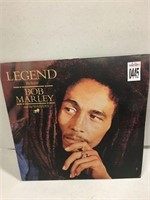 THE BEST OF BOB MARLEY RECORD ALBUM