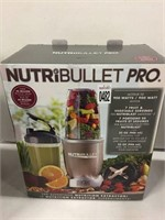 NUTRIBULLET PRO NUTRITION EXTRACTION