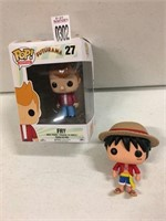 ASSORTED POP VINYL FIGURE