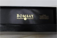 2 Bombay fountain pens in display case