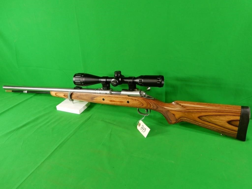 Savage 10ML-II 50 Cal Black Powder Rifle | Bid-N-Buy Realty