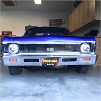Classic Chevy Nova Auction