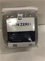 "SUN ZERO CURTAIN 50 X 84"""