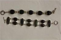 2 new costume jewellery bracelets
