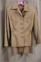 Vintage 2 piece ladies suit