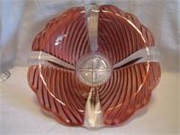 "Vintage Ornate 12"" Console Bowl"