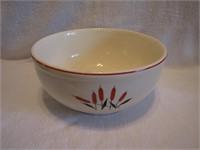"Sears & Roebuck Cat Tails Bowl 7&1/2"""