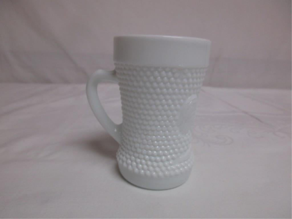 Markings milk glass no Milk Glass