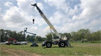 HUGE TWO DAY CRANE & RENTAL AUCTION