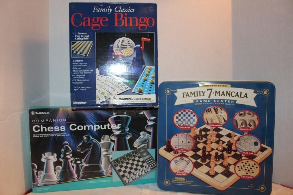 Vintage family games | Why Not Marketplace