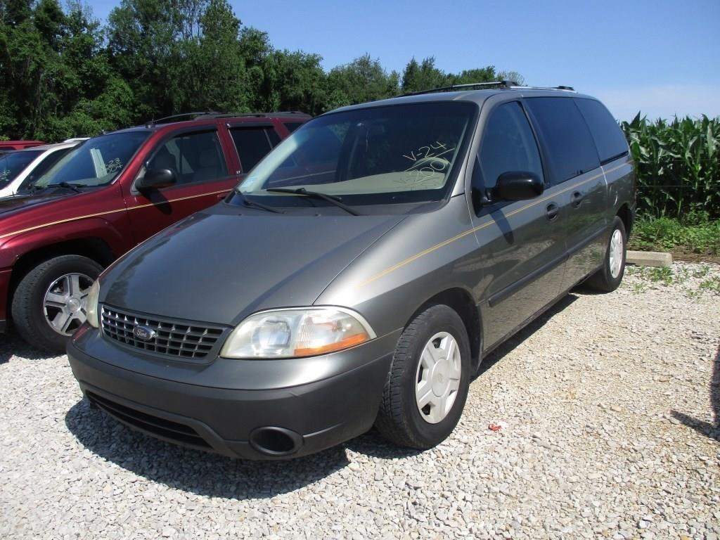 21+ 2001 Ford Windstar Lx