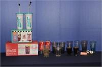 Fenton, Autumn Leaf Jewel Tea, Coca-Cola Collectibles