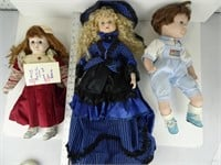 Large Vintage Doll / Barbie Collection from Piper Estate