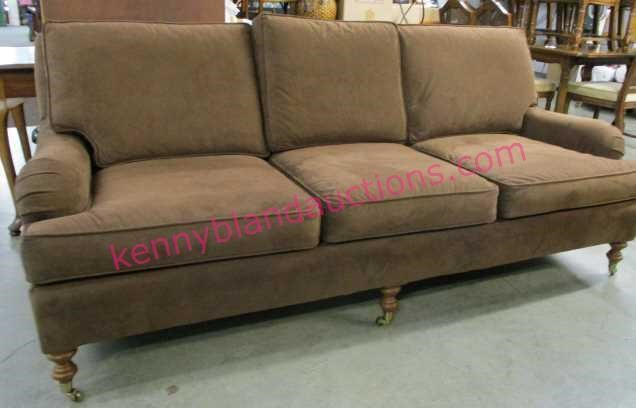 Nice Deluxe Chocolate Sofa Legs On