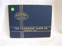 BOOK:  The Cambridge Glass Co.