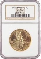 August 2018 Rare Coin & Currency Auction