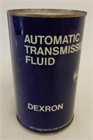GULF DEXRON TRANSMISSION FLUID QT. CAN