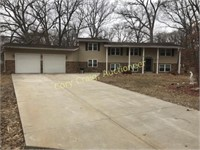 Real Estate Auction - 3609 Willow Taylorville, IL Online Onl