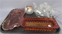Antiques and Chris Carpenter Glass Aug 18th