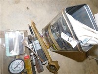 Tools, Outdoor items, Mowers and motors, Fridges, Stoves and