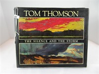 TOM THOMSON SILENCE AND THE STORM