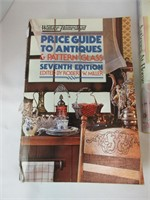 4: ASST. ANTIQUE REFERENCE & PRICE BOOKS