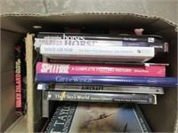 BOX: ASST. COFFEE TABLE BOOKS