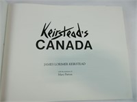 KEIRSTEAD'S CANADA BY: JAMES L. KEIRSTEAD '91