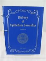 HISTORY OF SYDENHAM TOWNSHIP '98
