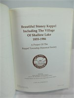 BEAUTIFUL STONEY KEPPEL HISTORY BOOK '86