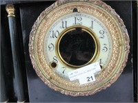 ANSONIA CLOCK CO., NEW YORK MANTLE CLOCK