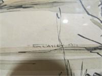 """TOM CAYLEY '71 """"MAPLE SUGAR SHANTY"""" RIDGEPORT, O"""