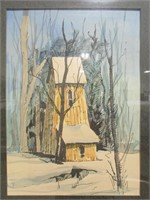 "TOM CAYLEY '70 ""OLD WATER MILL"" (1876) BLAIR, ON"