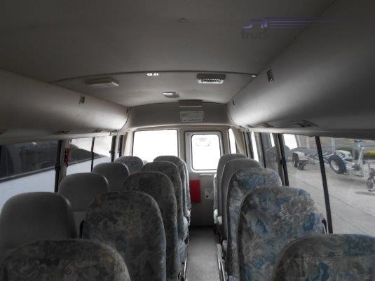 2004 Mitsubishi Rosa BE649 Deluxe Bill Slatterys Truck & Bus Sales - Buses for Sale