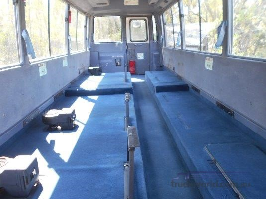 2002 Mitsubishi Rosa Bill Slatterys Truck & Bus Sales - Buses for Sale