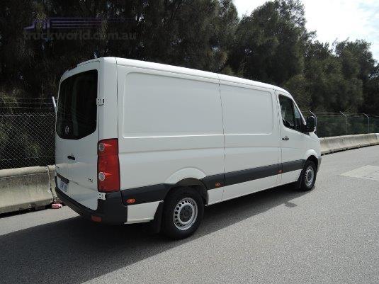 2010 Volkswagen Crafter Tdi - Truckworld.com.au - Light Commercial for Sale