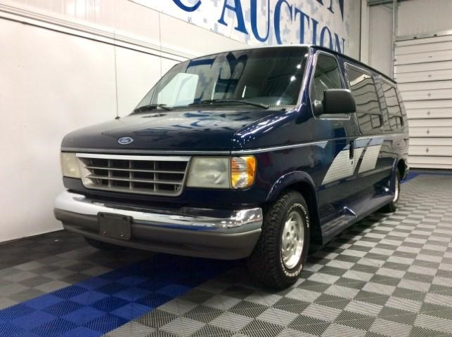 1993 Ford E150 Mark III Conversion Van | Meridian Public Auction