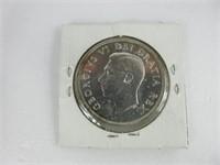1949 CANADIAN SILVER DOLLAR