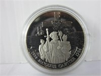 1984 CANADIAN $1 CARTIER PROOF COIN