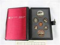 1984 ROYAL CANADIAN MINT PROOF SET