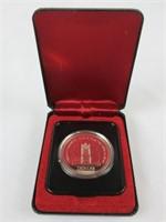 1977 CANADIAN $1 SILVER JUBILEE SPECIMEN COIN
