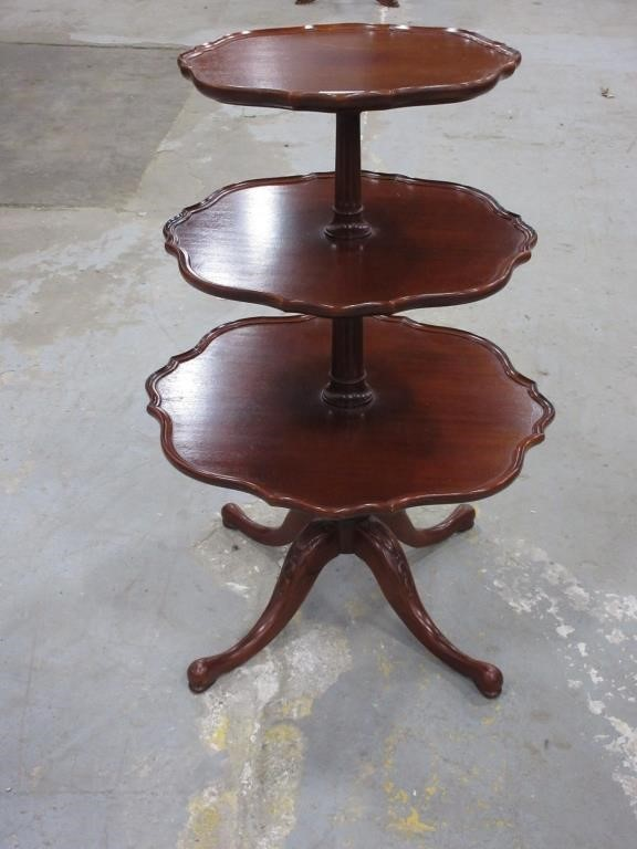Magnificent Deilcraft Fine Furniture 3 Tiered Accent Table Mariner Download Free Architecture Designs Rallybritishbridgeorg