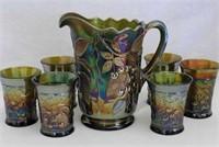 Tarkington Carnival Glass Auction - KC, MO- Sept 15th - 2018