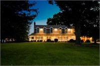 LUXURY PLATTE COUNTY MISSOURI HOME & ACREAGE