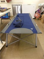 WOODS FOLDING CAMPING COT