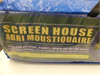 12' X 12' CAMPING SCREEN HOUSE